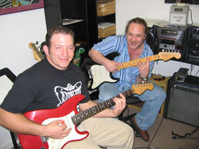 Clint Strong Guitar Lessons