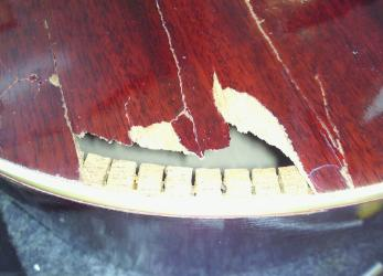 Gibson Acoustic Broken Back