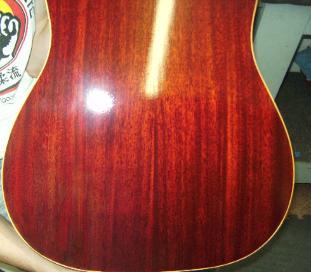 Gibson Acoustic Guitar Repair Fort Worth