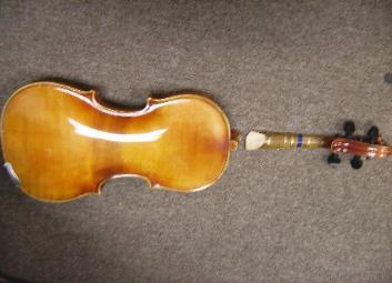 Fiddle Neck Broken