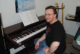 Steve Dowdy Piano